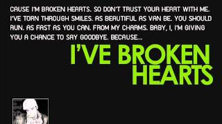 I've Broken Hearts - Nasri