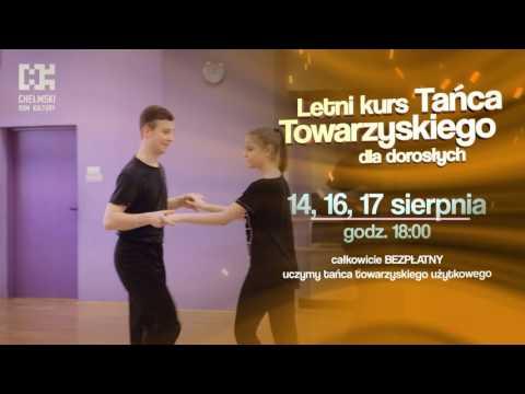 Letni Kurs Tańca Dla Dorosłych | ChDK