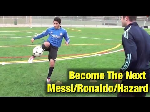 Soccer Training Creates Next Superstar - Messi Skills. Neymar Skills. Hazard Skills. Ronaldo Skills
