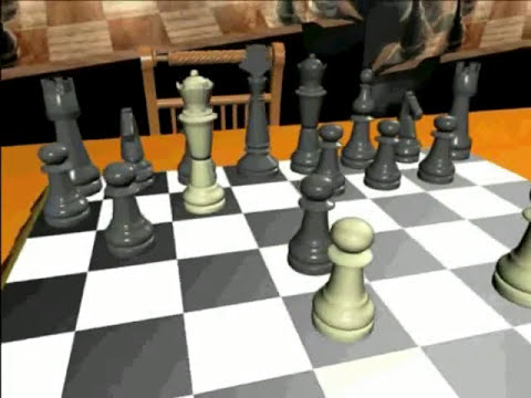 Chess tutorial - 3ds Max annimation