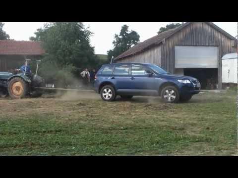 Трактор vs Hanomag. Кто кого перетянет