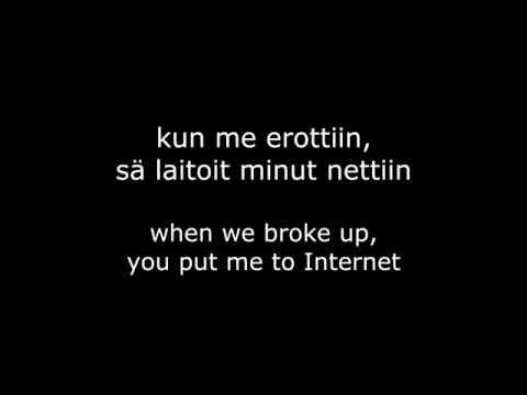 Jenni Vartiainen - Nettiin
