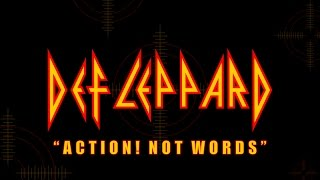 Watch Def Leppard Action Not Words video