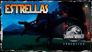 A por las estrellas !!! Jurassic World Evolution