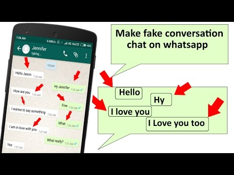 hoe to make conversation