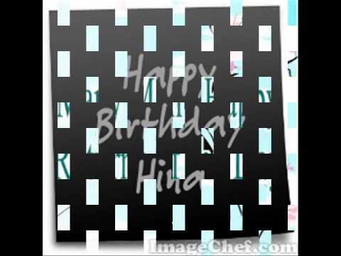 HappY Birthday (Hina)