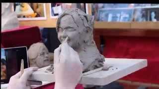 DiResta Alabaster on the Lathe (Old Make Video)