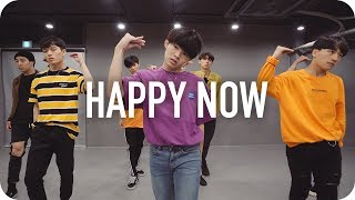 Happy Now Zedd Elley Duhé Jun Liu Choreography