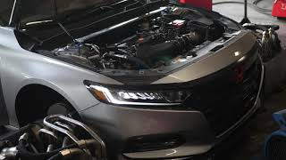 2019 Accord Type R Turbo Upgrade with Flex Fuel - Hondata FlashPro