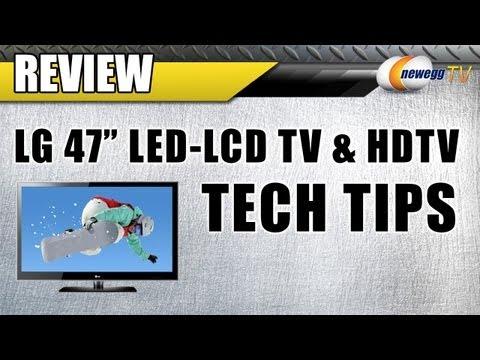 Newegg Review: LG 47