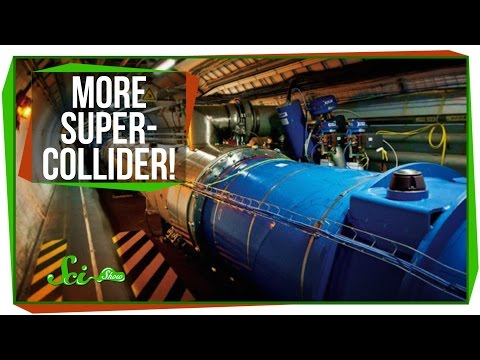How To Make A Superbug, And An Even More Super-collider! video