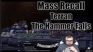 Mass Recall - The Hammer Falls
