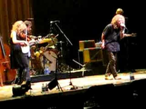 Robert Plant & Alison Krauss - Black Country Woman-Nashville