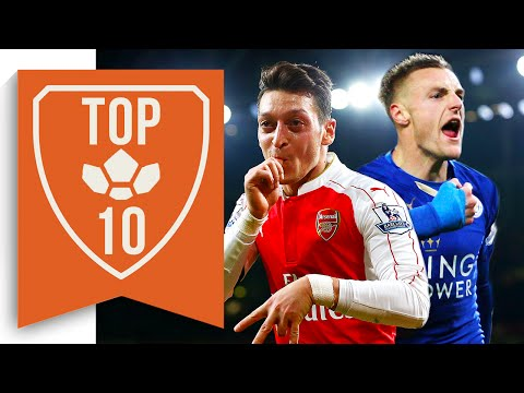 Top 10 Premier League Players Of The Season | Voted By The #Copafam