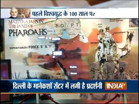 India TV Special: Narendra Modi pays tribute to Indian soldiers martyred in WWI