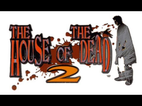 The House Of The Dead 2 - Full Playthrough (HD)