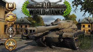 World of Tanks - T54E1 - 10 Kills - 7.1k Damage - 1vs3 - SW [Replay|HD]