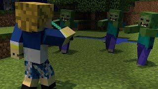 """♪""""Burası Minecraft"""" - A Minecraft Original Music Video / Türkçe Minecraft Şarkısı"""