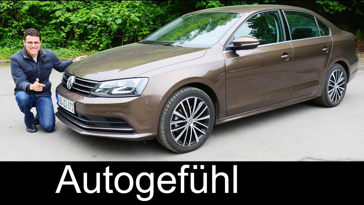 2015/2016 Volkswagen Jetta Facelift FULL REVIEW test ...