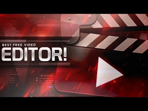 BEST FREE Video Editing for Making YouTube Videos for Mac & Windows! (2016/2017)