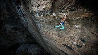 Michaela Kiersch and The Golden Ticket   5.14c First Female Ascent