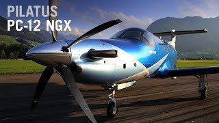 Pilatus Refreshes the PC-12 Family of Aircraft with the New PC-12 NGX Model – AIN