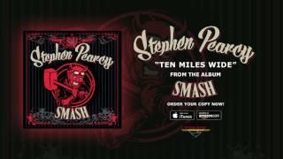 "Stephen Pearcy (ex RATT) - ""Ten Miles Wide""の試聴音源を公開 新譜「Smash」日本盤 2017年1月25日発売予定収録曲 thm Music info Clip"
