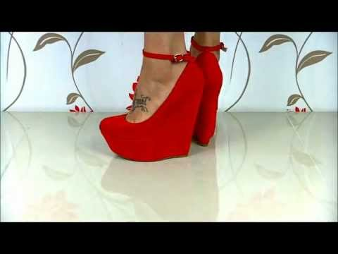 Wedges Mules And Red Toenails How To Save Money And Do