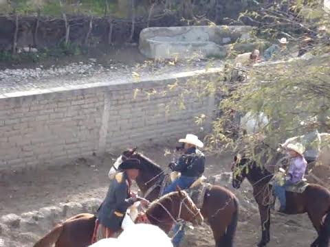 SAN PEDRO DE RUEDAS -- coleadero 2010--..