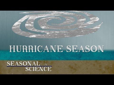 Why Do Hurricanes Form? | Seasonal Science | UNC-TV