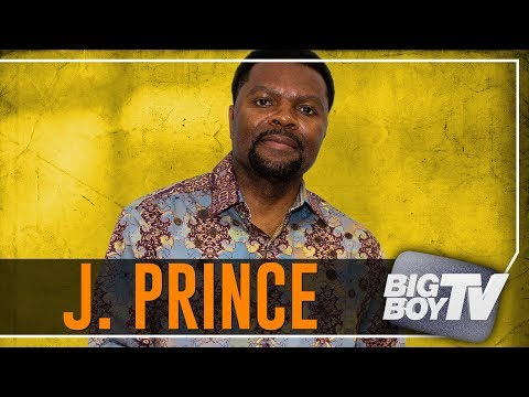 J. Prince On Drake Beef, The Art & Science Of Respect & Creating The Geto Boys