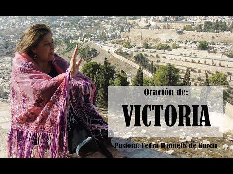 Oración de Victoria y Libertad.