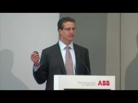 ABB News Briefing from Automation & Power World 2015