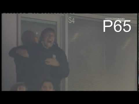 Antonio CONTE's Reactions During Chelsea - Juventus Match [Champions League] 19/09/2012 HD