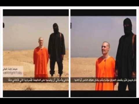 ISIS beheaded American Journalist.
