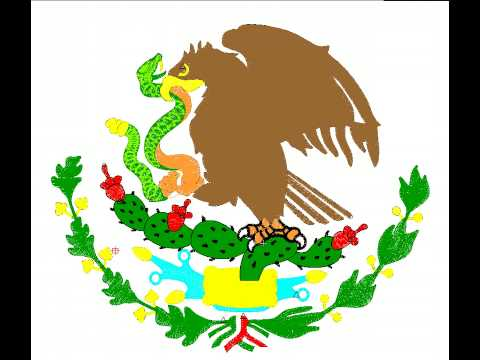 escudo mexico Video