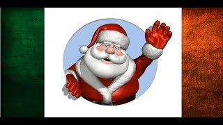 Learn Irish 4 HOW TO SAY HAPPY CHRISTMAS IN IRISH