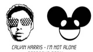 Watch Calvin Harris Im Not Alone video