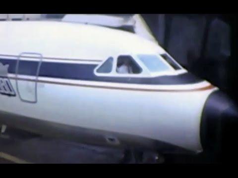"Delta Convair CV-880  -  ""JFK Terminal"" - 1967"
