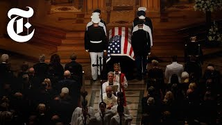FULL VIDEO: John McCain's Memorial Service | NYT News
