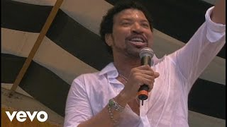 Клип Lionel Richie - Lady (You Bring Me Up)