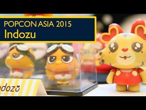 Popcon Asia 2015: Indozu