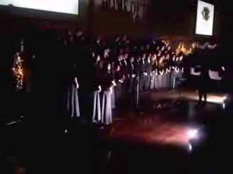 Erin - Bishop Carroll High School Christmas Concert 2013 - 2 - 01/04/2014
