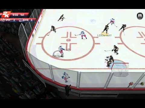 Обзор игры NHL 2K: быть Уэйном Гретцки - 4PDA