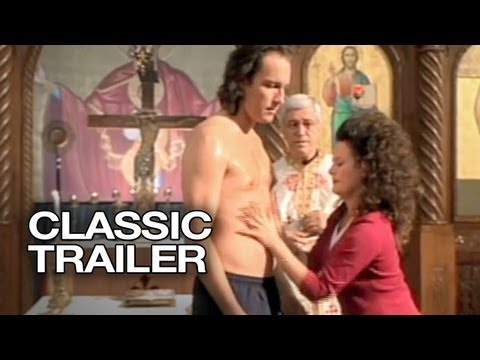 My Big Fat Greek Wedding (2002) Official Trailer #1 - Nia Vardalos Movie HD