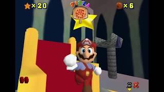 King Mario of Cramalot! (Super Mario Bros Super Show 64 Gameplay)