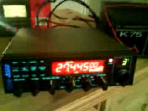 QSO with 30ET99 - 18.02.2011 - Prop into Norway(20TM754)