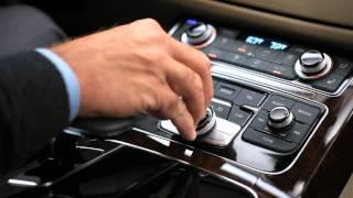 2011 Audi A8: MMI Touch