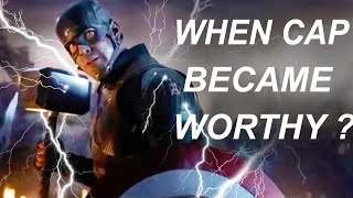 Russo Bros. REVEAL How Cap Lifted Mjolnir & Used Lightnings
