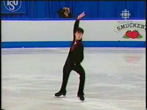 ☆ 2005 Jr. Worlds SP Patrick Chan (CBC)